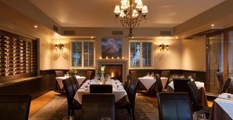 麦克阿瑟温泉酒店 - 索诺玛 - 餐馆