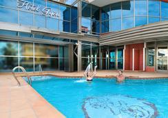 RH希洪汉迪亚酒店 - Gandia - 游泳池