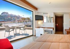 Rh克里斯托港酒店 - 佩尼斯科拉 - 睡房