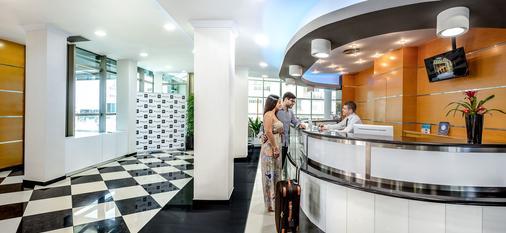 RH希洪汉迪亚酒店 - Gandia - 大厅