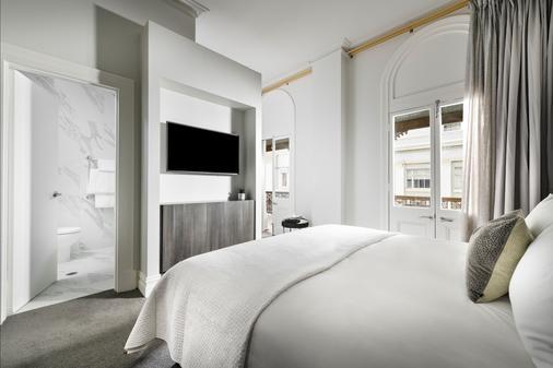 珀斯墨尔本酒店 - 珀斯 - 睡房