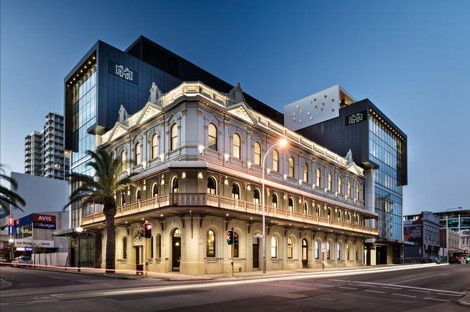 珀斯墨尔本酒店 - 珀斯 - 建筑
