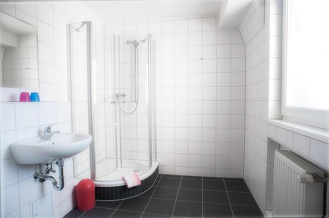 柏林斯戴普斯酒店 - 柏林 - 浴室