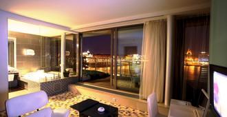 兰驰宜德19设计酒店 - 布达佩斯 - 客房设施