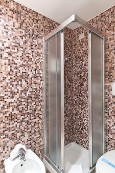 罗马阿佛罗蒂特酒店 - 罗马 - 浴室