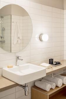 斯恩特爱酷Spa中心 - 仅限成人入住 - 滨海马尔格拉特 - 浴室