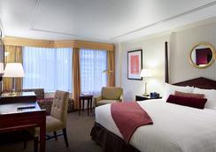 温哥华利时达酒店 - 温哥华 - 睡房