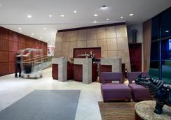 温哥华利时达酒店 - 温哥华 - 大厅