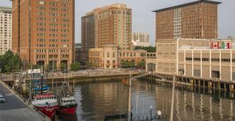 波士顿海港酒店 - 波士顿 - 建筑