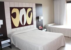 公爵大酒店 - Oropesa del Mar - 睡房