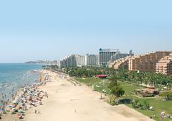 公爵大酒店 - Oropesa del Mar - 海滩