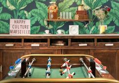 快乐文化马赛老港酒店 - 马赛 - 休息厅