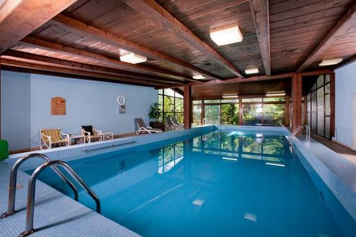 Parc Hotel Posta - San Vigilio di Marebbe - 游泳池