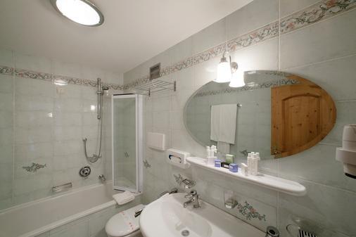 Parc Hotel Posta - San Vigilio di Marebbe - 浴室