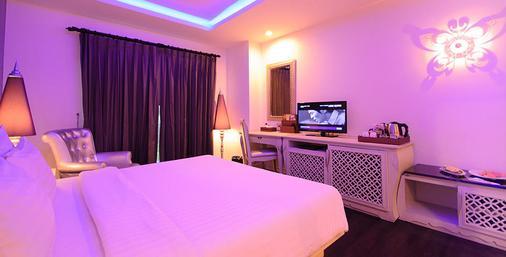 放松酒店 - 曼谷 - 睡房