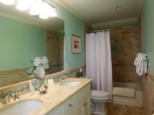 佩勒姆庭院酒店 - 纽波特 - 浴室