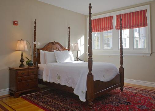 佩勒姆庭院酒店 - 纽波特 - 睡房