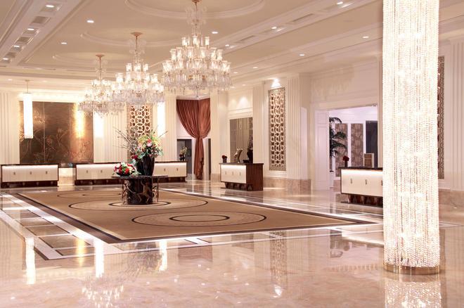 拉斯维加斯特朗普国际酒店 - 拉斯维加斯 - 大厅