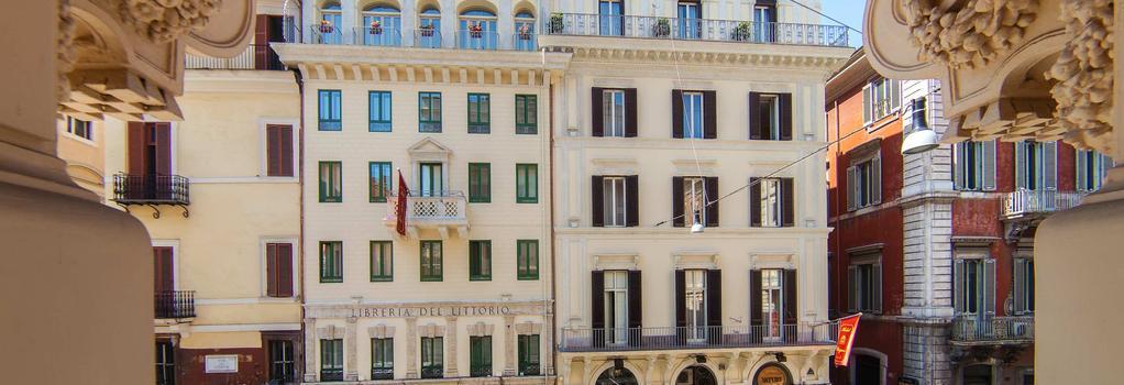内葛诺酒店 - 罗马 - 建筑