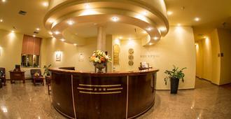 Hotel Alinalex - Paradisul Acvatic - 布拉索夫 - 柜台