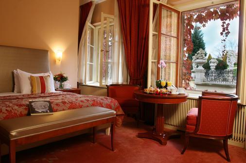 亚里亚酒店 - 布拉格 - 睡房