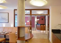 柏林-米特安德兰特酒店 - 柏林 - 餐馆