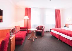 柏林-米特安德兰特酒店 - 柏林 - 睡房