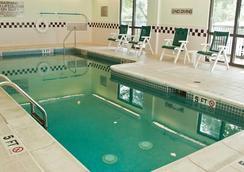 斯普里赫尔套房酒店-奥斯汀罗德罗克 - 圆石城 - 游泳池