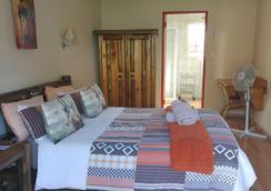 Journey's Inn Africa Guest Lodge - 约翰内斯堡 - 睡房