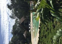 摩瑞拉环保生活别墅 - 阿库马尔 - 游泳池
