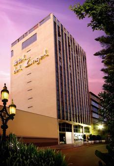 德尔安吉尔酒店 - 墨西哥城 - 建筑