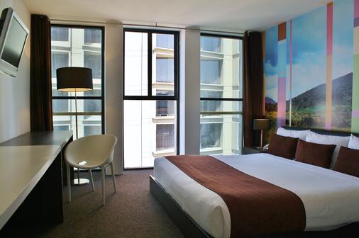 德尔安吉尔酒店 - 墨西哥城 - 睡房