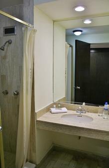 德尔安吉尔酒店 - 墨西哥城 - 浴室