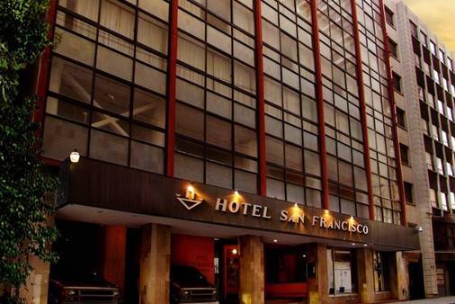 天使酒店 - 墨西哥城 - 建筑