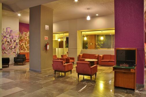 天使酒店 - 墨西哥城 - 大厅