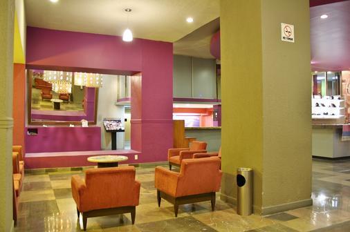 天使酒店 - 墨西哥城 - 客厅
