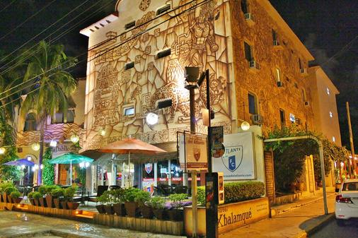 埃克斯巴拉姆克度假温泉酒店 - 坎昆 - 建筑