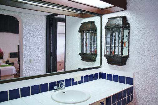 埃克斯巴拉姆克度假温泉酒店 - 坎昆 - 浴室