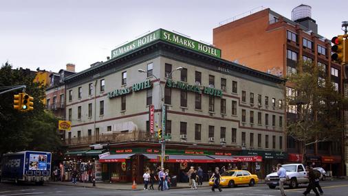 圣马克斯酒店 - 纽约 - 建筑