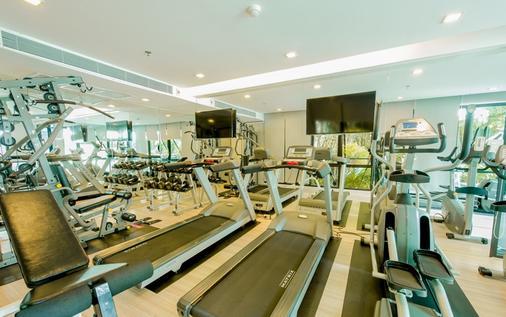 素坤逸爱瑞酒店 - 曼谷 - 健身房