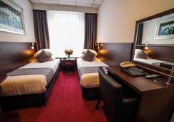 阿姆斯特丹城市花园酒店 - 阿姆斯特丹 - 睡房