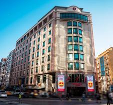 伊斯坦布尔市中心华美达广场酒店