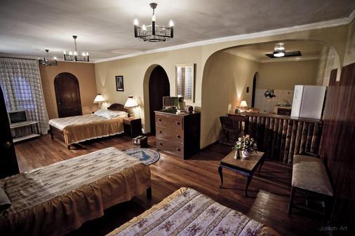 共和旅馆 - 拉巴斯 - 睡房