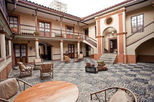 共和旅馆 - 拉巴斯 - 建筑