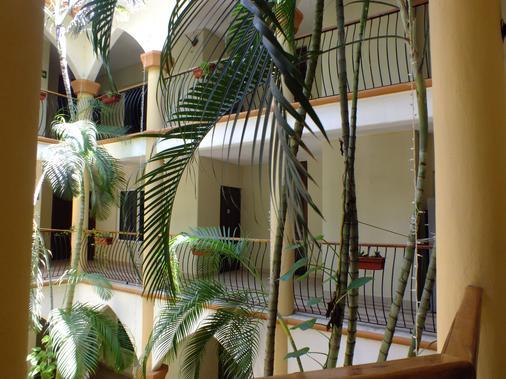 撒哈拉酒店 - 卡曼海灘 - 阳台