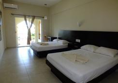 撒哈拉酒店 - 卡曼海灘 - 睡房