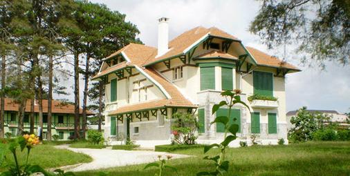 大叻卡达萨度假酒店 - Dalat - 建筑