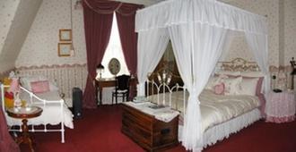 李斯本旅馆 - 但尼丁 - 睡房