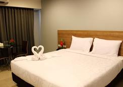 14 住宅酒店 - 曼谷 - 睡房