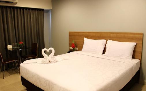 14号住宅酒店 - 曼谷 - 睡房